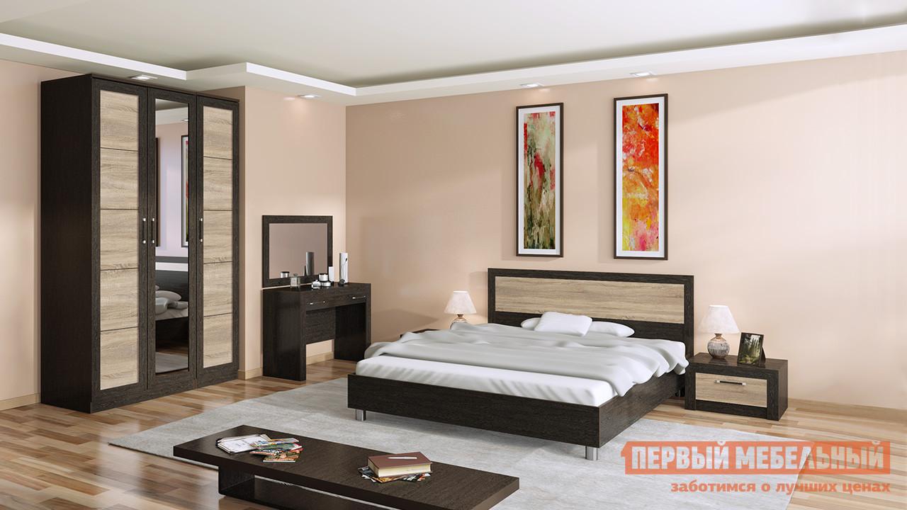 Комплект мебели для спальни ТриЯ Токио К23 комплект мебели для спальни трия амели к1