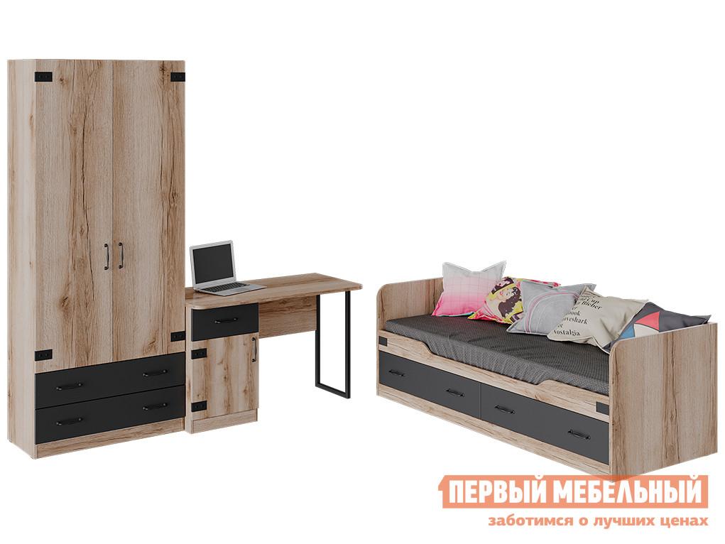 Комплект детской мебели ТриЯ Комплект детской мебели Окланд К1 комплект детской мебели мебельсон форсаж к1