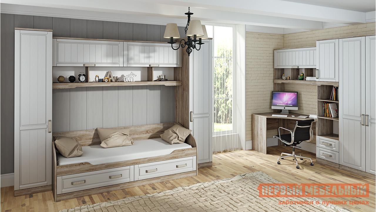 Комплект детской мебели ТриЯ Прованс К4 комплект детской мебели трия ривьера гн 241 100 набор мебели для детской комнаты стандартный