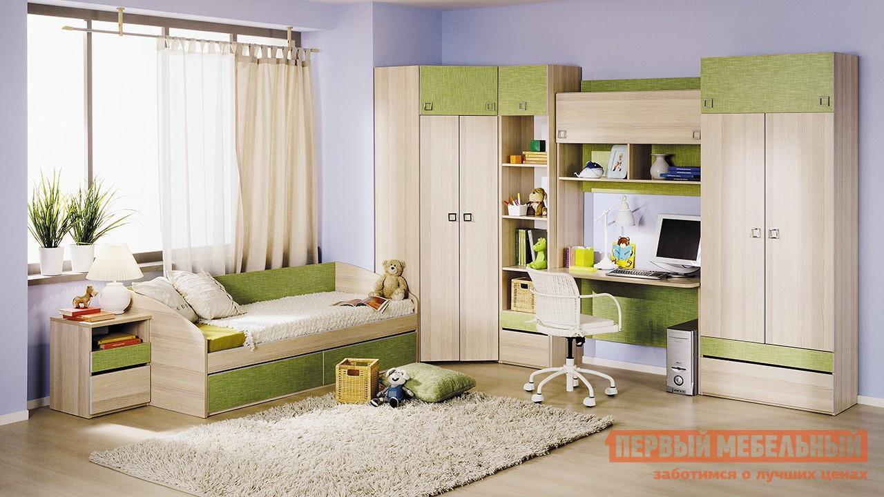 Комплект детской мебели ТриЯ Киви К1 спальный гарнитур трия саванна к1