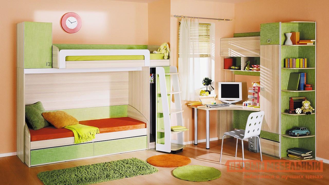 Комплект детской мебели ТриЯ Киви К3 комплект детской мебели трия прованс к1