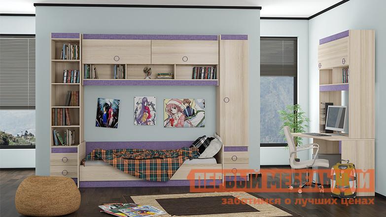 Комплект детской мебели ТриЯ Индиго К3 комплект детской мебели трия аватар лаванда к1