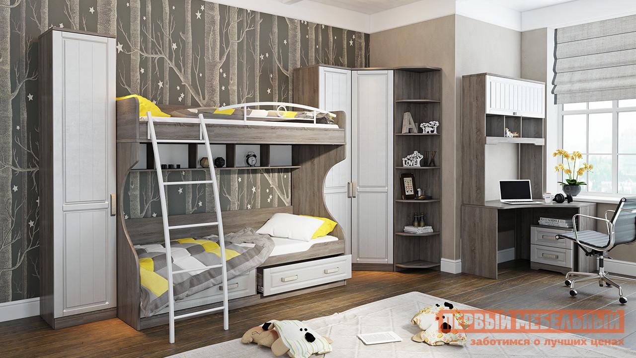 Комплект детской мебели ТриЯ Прованс К2 комплект детской мебели трия навигатор к1