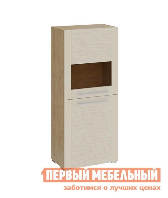 Шкаф-витрина ТриЯ Шкаф с 2 дверями Николь 8