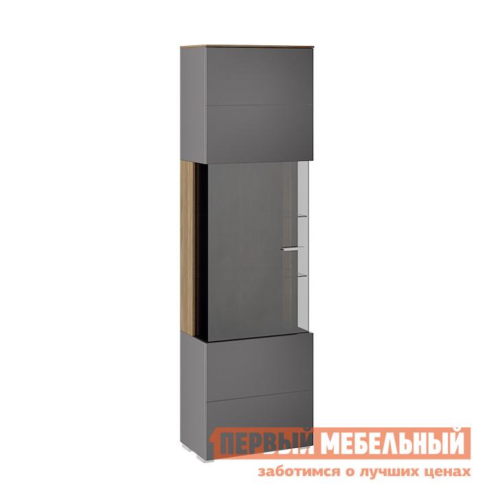цена на Шкаф-витрина ТриЯ Харрис ТД-302.07.25 Шкаф для посуды