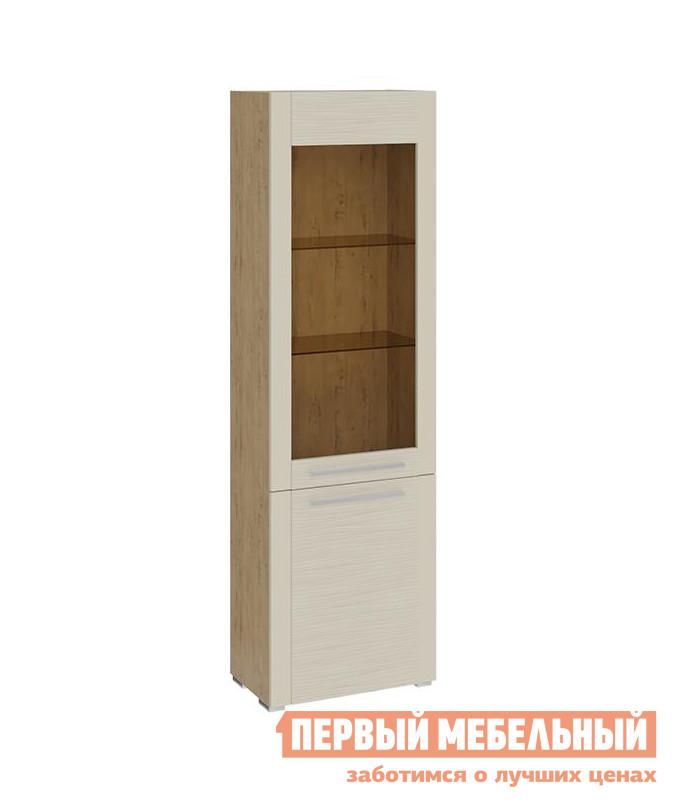 Шкаф-витрина ТриЯ Шкаф для посуды с 2 дверями Николь 11