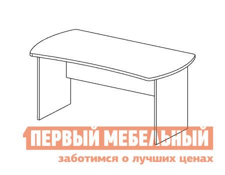 Компьютерный стол Дэфо B157 стол офисный дэфо берлин b101 правый береза серый