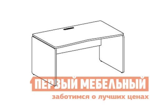 Компьютерный стол Дэфо 48S012 стол офисный дэфо easy prego d 267 012 lno орех белый