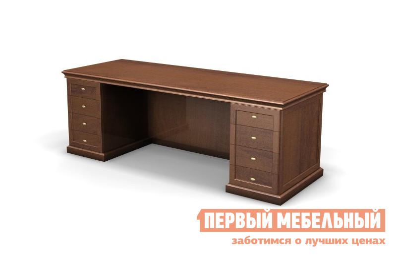 Письменный стол Дэфо 82.023 стол офисный дэфо берлин b101 правый береза серый