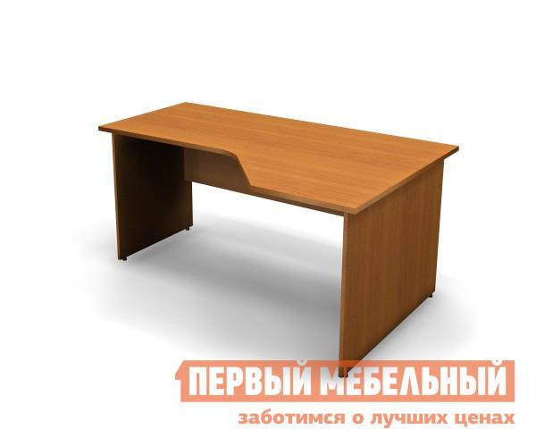 Письменный стол Дэфо 29S512 стол офисный дэфо берлин b101 правый береза серый