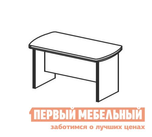 Стол-приставка Дэфо BE121 стол офисный дэфо берлин b101 правый береза серый
