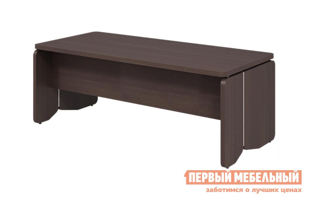 Письменный стол Дэфо 48S045 стол офисный дэфо берлин b101 правый береза серый