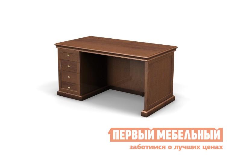 Письменный стол Дэфо 82.020 стол офисный дэфо берлин b101 правый береза серый