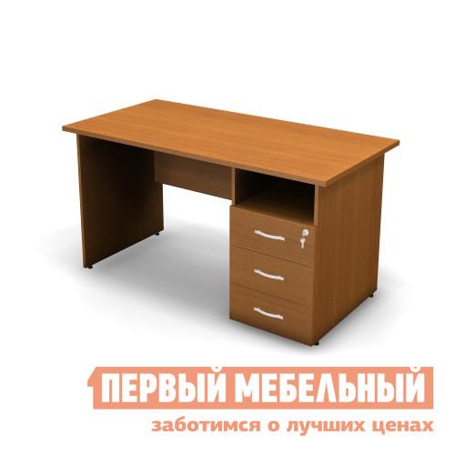 Письменный стол Дэфо 29S211 стол офисный дэфо берлин b101 правый береза серый