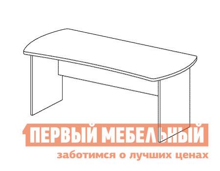 Компьютерный стол Дэфо B160 стол офисный дэфо берлин b101 правый береза серый