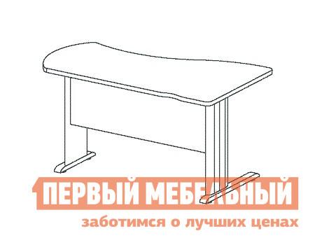 Компьютерный стол Дэфо B117/1 стол офисный дэфо берлин b101 правый береза серый