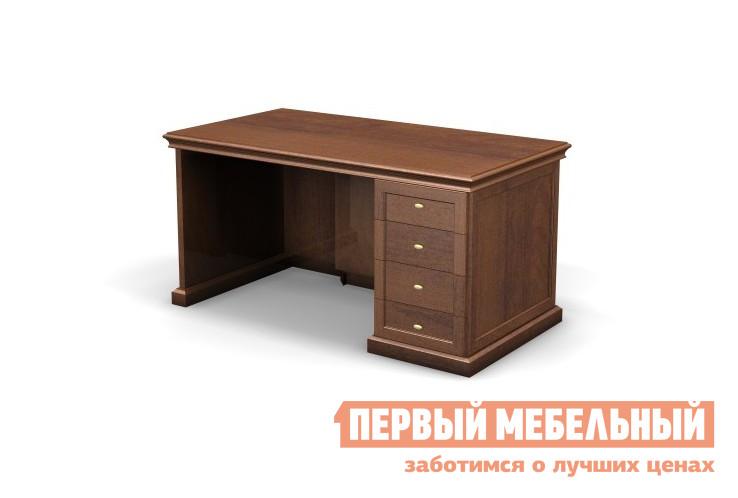 Письменный стол Дэфо 82.022 стол офисный дэфо берлин b101 правый береза серый