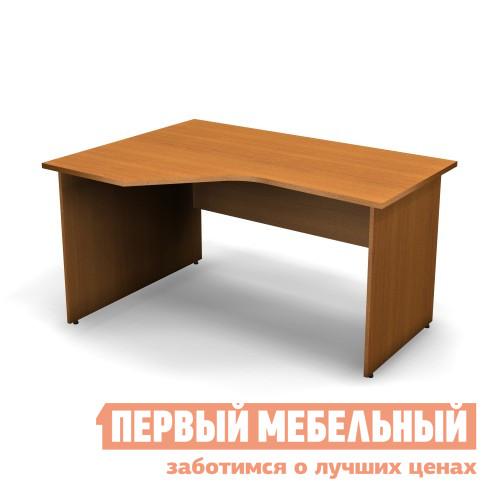 Письменный стол Дэфо 29S501 стол офисный дэфо берлин b101 правый береза серый