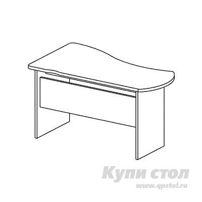 Компьютерный стол Дэфо B113