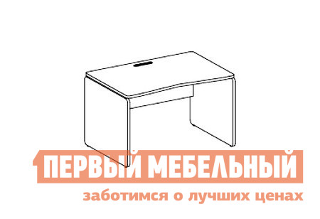 Компьютерный стол Дэфо 48S011