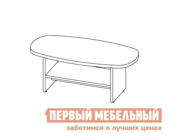 Журнальный столик Дэфо B-012М стол офисный дэфо easy prego d 267 012 lno орех белый