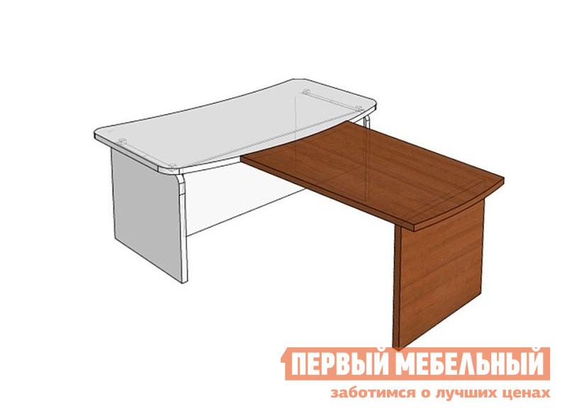Стол-приставка Дэфо СП9-41 стол офисный дэфо берлин b101 правый береза серый