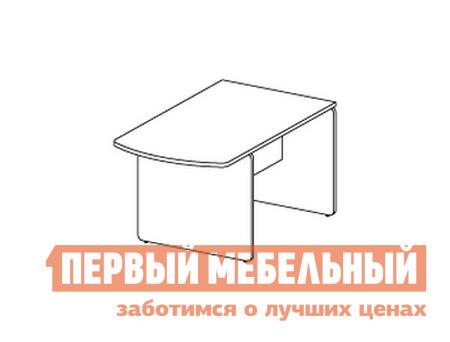 Стол-приставка Дэфо 48S072 стол офисный дэфо берлин b101 правый береза серый