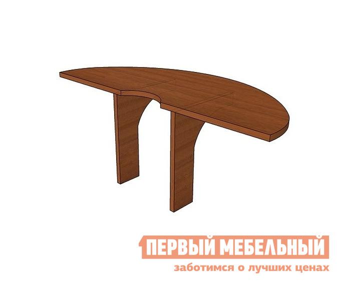 Стол для переговоров Дэфо СК9-1 стол офисный дэфо берлин b101 правый береза серый