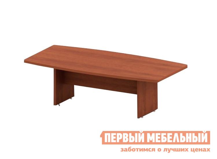 Стол для переговоров Дэфо СТ9-2400 стол офисный дэфо берлин b101 правый береза серый