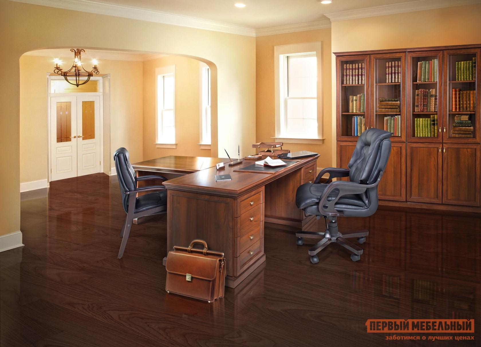Комплект офисной мебели Дэфо Лондон К3 комплект офисной мебели pointex свифт к3 темный