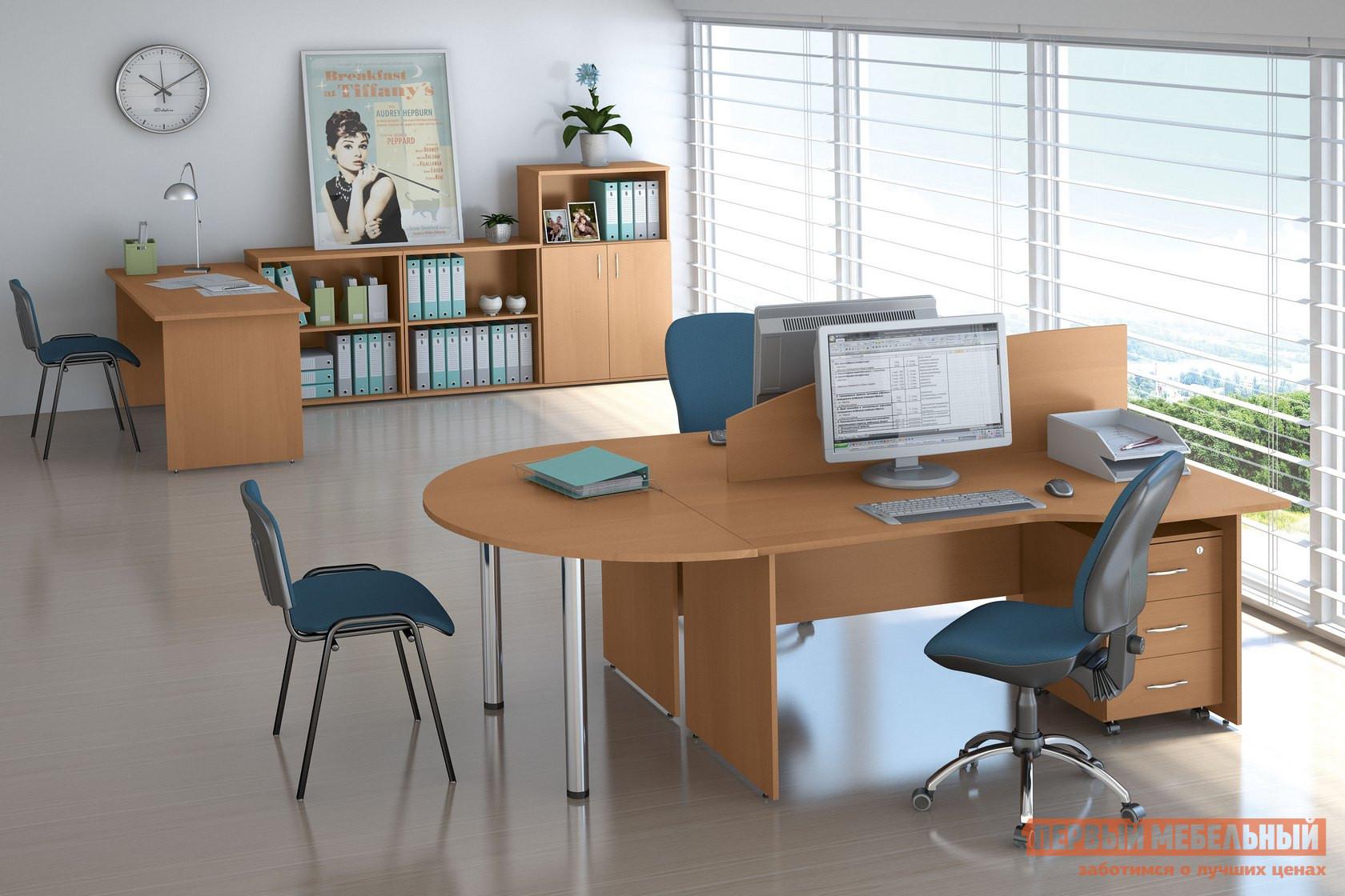 Комплект офисной мебели Дэфо Уно Офис К1 комплект офисной мебели дэфо берлин офис к1