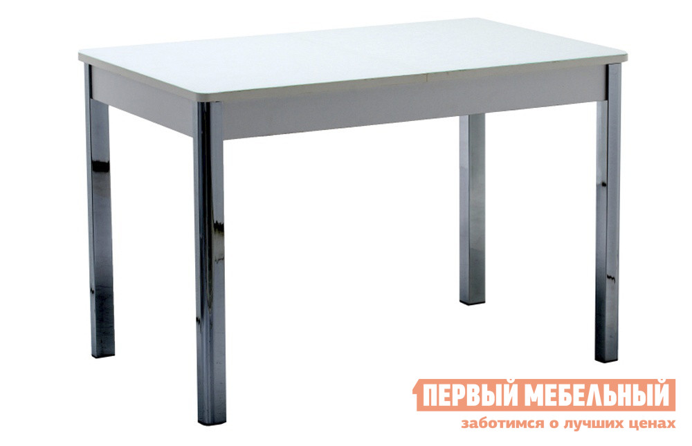 Кухонный стол Кубика Бомбей-1 (ноги хром)