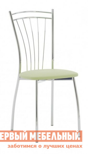Кухонный стул Кубика Стул Олива-2 К 05 Иск. кожа салатовая от Купистол