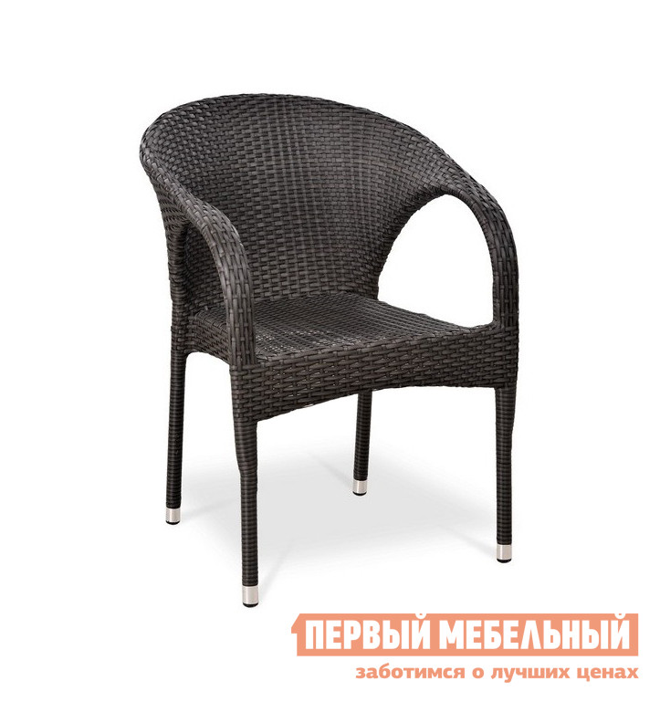 Плетеное кресло Афина-мебель Y290W-W2390 кресло шезлонг афина мебель cho в