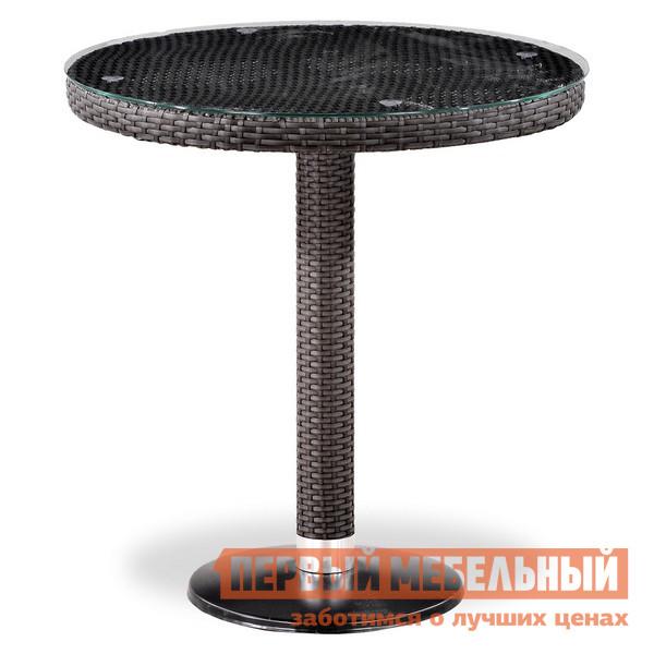 Плетеный стол Афина-мебель T504T-W2390 Коричневый ротанг
