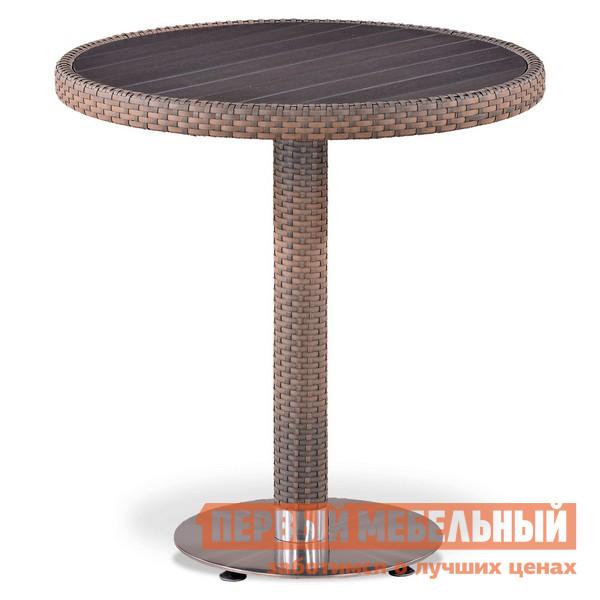 цена Плетеный стол Афина-мебель T501DG-W1289