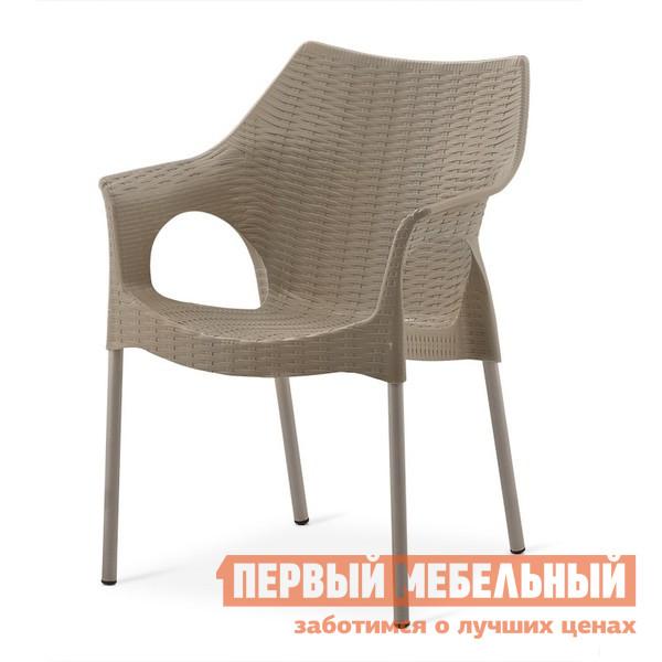 Садовое кресло Афина-мебель XRB-066 Кремовый от Купистол