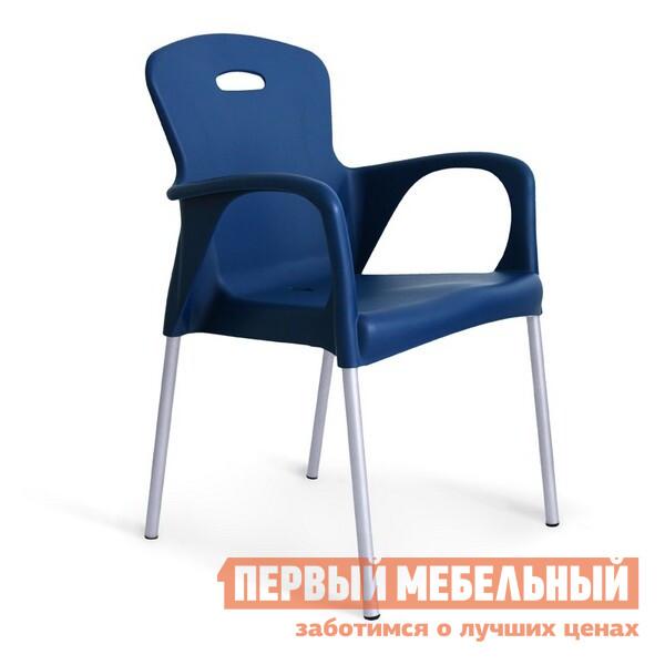 Стул Афина-мебель XRF-065-BB Синий пластик от Купистол