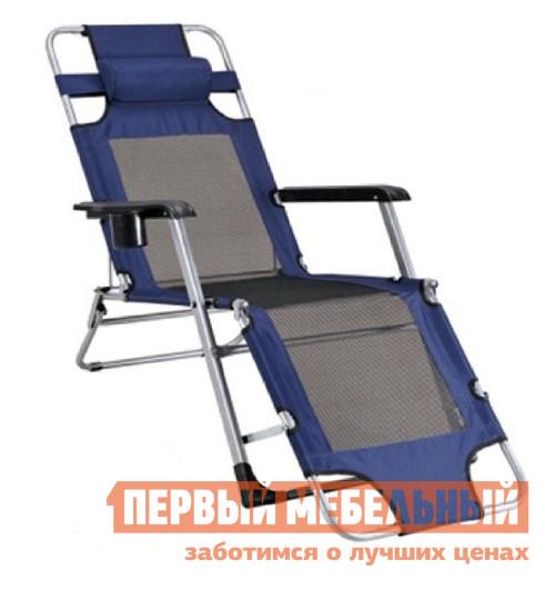 Шезлонг Афина-мебель Стелла-1 CHO-103/6 Темно-синий