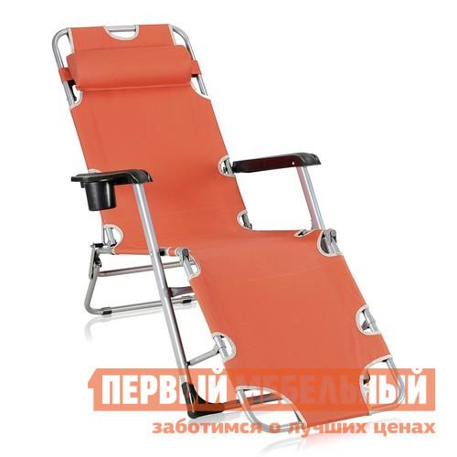 Шезлонг Афина-мебель CHO-103А / CHO-103В / CHO-103D Терракот