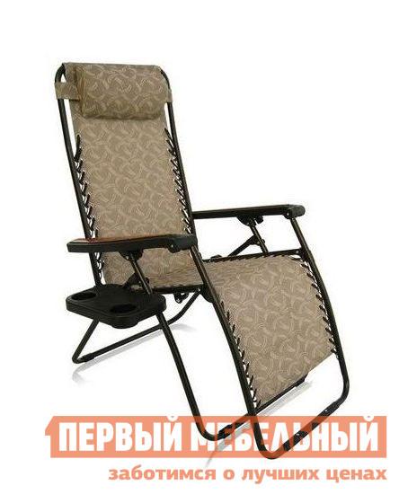Кресло для пикника Афина-мебель CHO-В Бежевый с рисунком