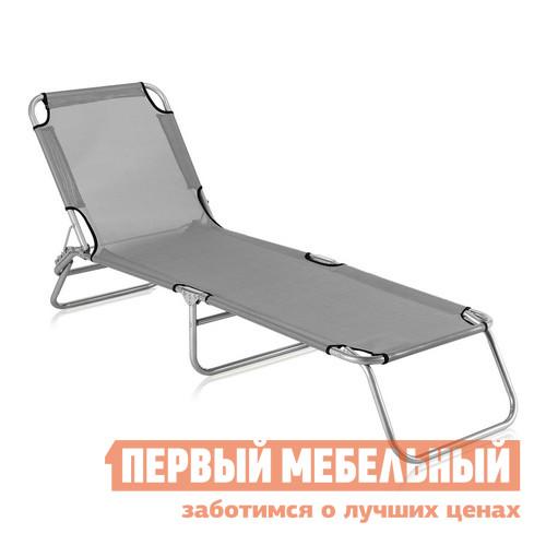 Шезлонг Афина-мебель CHO-116 Серый