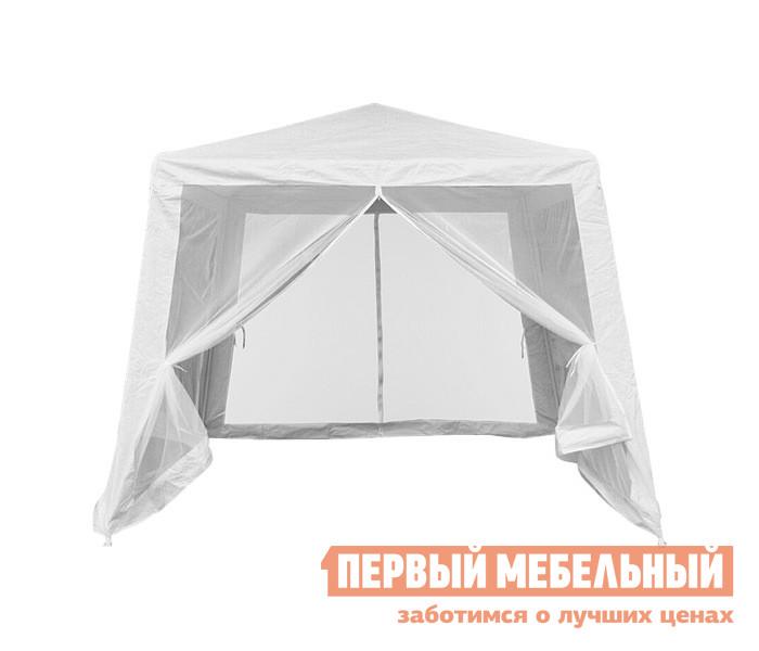 Шатер для дачи Афина-мебель AFM-1035N Белый
