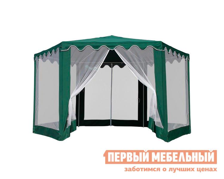 Тент-шатер для дачи Афина-мебель AFM-1048H садовый шатер afm 1013a