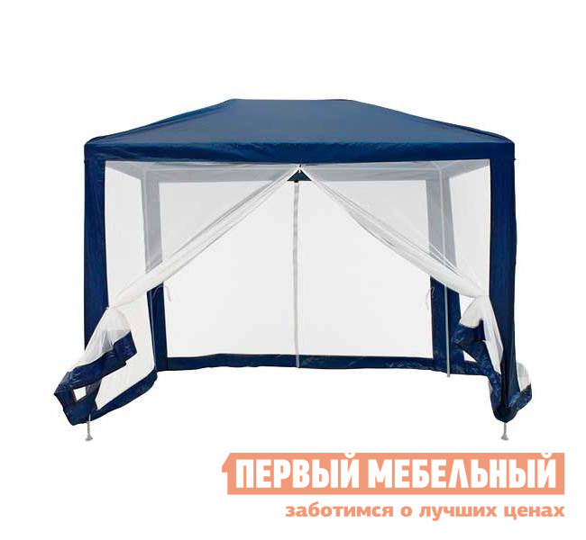 Шатер для дачи Афина-мебель AFM-1061 Синий