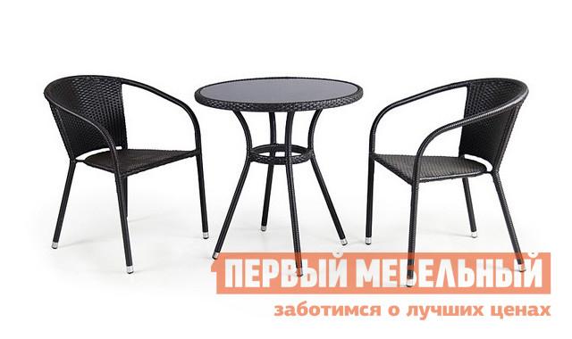 Комплект садовой мебели Афина-мебель T282A / Y-137C 2PCS цена