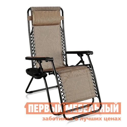 Кресло для пикника Афина-мебель CHO-В Светло-бежевый с рисунком от Купистол