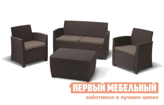 Комплект садовой мебели Афина-мебель AFM-2018A / AFM-2018B