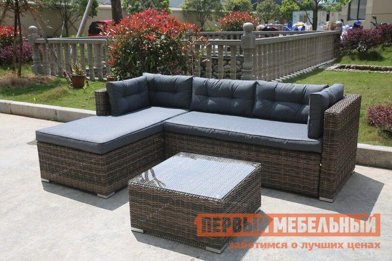 Комплект плетеной мебели из искусственного ротанга Афина-мебель AFM-302 комплект плетеной мебели из искусственного ротанга афина мебель t601g y375g w1289 2pcs