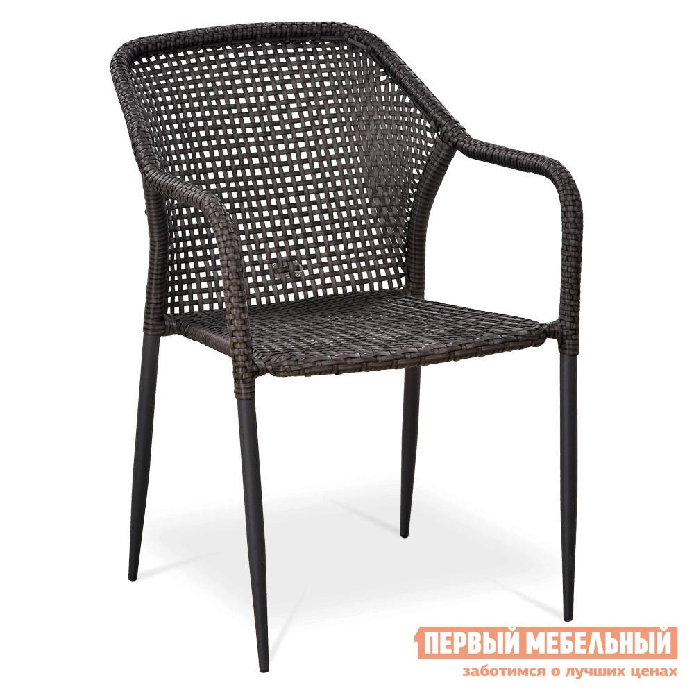 Садовое плетеное кресло Афина-мебель Y35W-W2390 / Y35G-W1289 комплект мебели из ротанга афина мебель t282bnt w53 y90c w51 2pcs